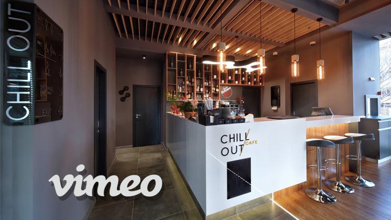 видео на Chill Out кафе в гр.Стара Загора