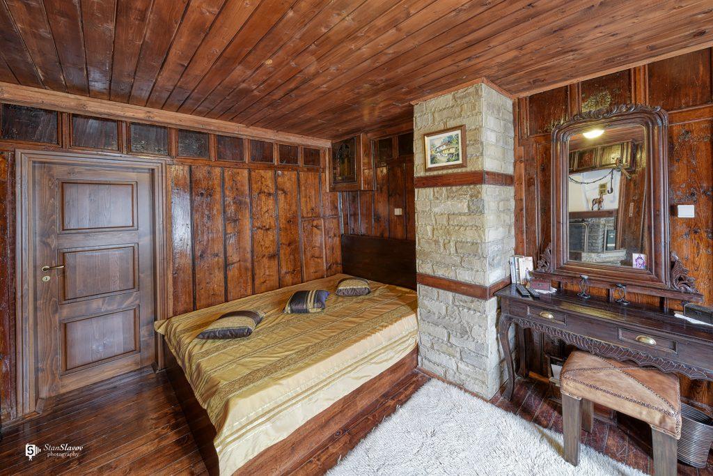 интериорна фотография на къща