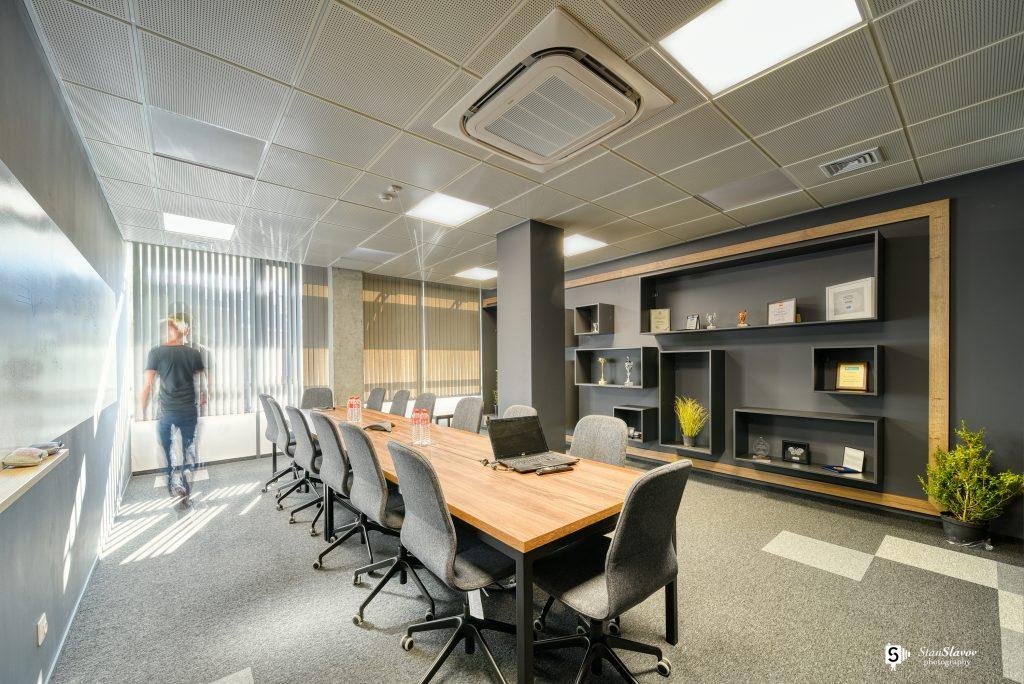 интериор на офис в гр.София